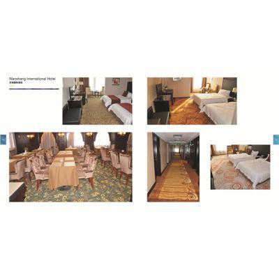 郑州写字楼台球室工程地毯办公室方块地毯