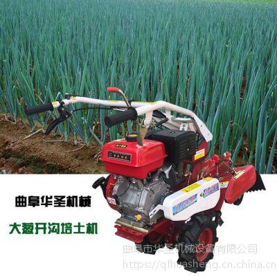 甘蔗大葱培土开沟机 效率高优质培土机