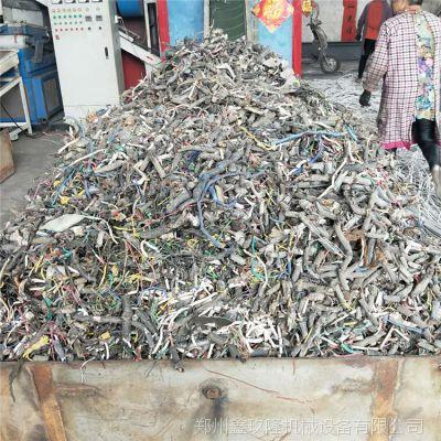 600型干粉铜米机 杂线铜米机 废电线粉碎机