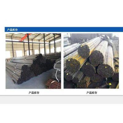 鹰潭声测管-南昌聚博声测管厂-钳压式声测管厂家