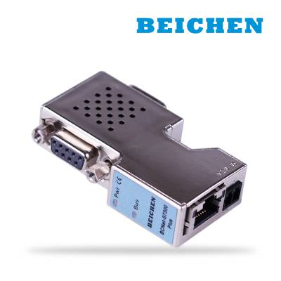 BCNet-S7300 西门子MPI/DP转以太网通讯模块 无锡北辰