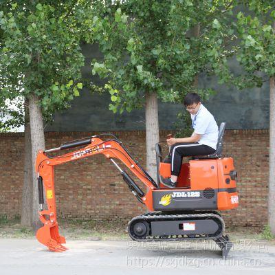 小型施工微型迷你挖掘机 果园小型挖沟机价格