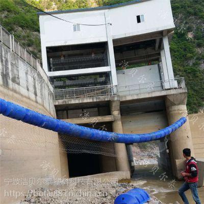 专业定制自浮式拦污漂结构厂家