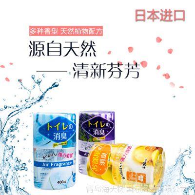 日本小久保大瓶房间液体空气芳香剂卫生间除臭清新剂400ml