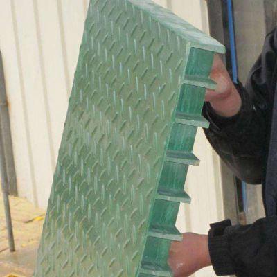 洗车房专玻璃钢用格栅 排水沟盖板耐酸碱