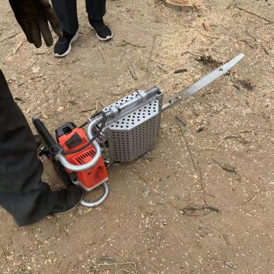 合资链条式挖树机 山区大树移植机 小型铲头式挖树机