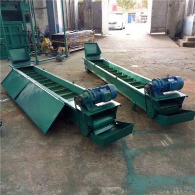 粮食刮板输送机加工加工定制 自清式刮板输送机