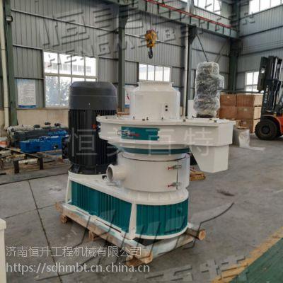 木屑颗粒机轴承损坏维修方法 锯末颗粒机厂家