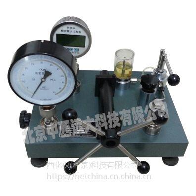 中西DYP压力表校验器0-100MPa 型号:XT10/TY-4010D 库号:M231474