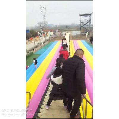 水上乐园摇摆桥/网红桥定制厂家
