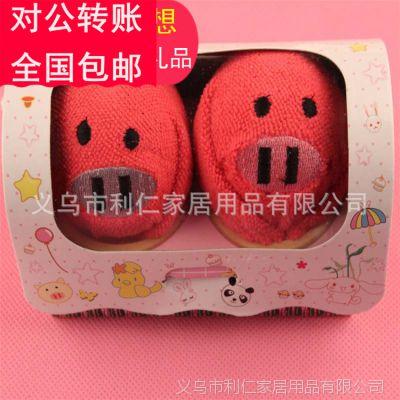 天津大桥焊条品牌企业 广告促销礼品定制创意新款毛巾