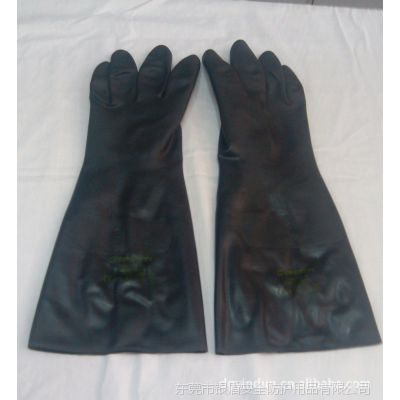 手套 防化手套 广东防护手套 氯丁橡胶手套 Sperian 防化手套