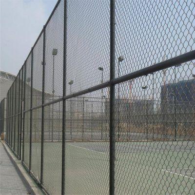 学校球场围网 操场围栏网 安装操场护栏