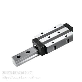 PMI银泰导轨MSR-滚柱直线导轨MSR25E
