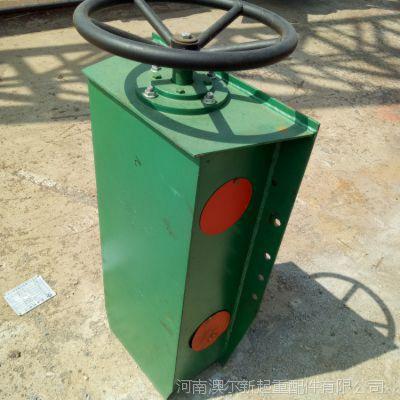 SDJ-I/II/III 门式起重机夹轨器 龙门吊手动夹轨器 防风装置