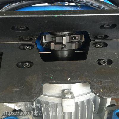 销量冠军厂家 手提式坡口机 钢板倒角机促销