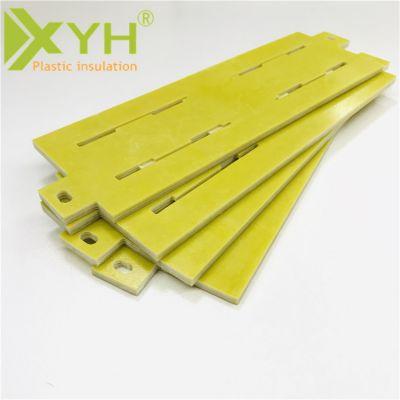 3240耐温环氧板 钻孔加工耐温纤维板