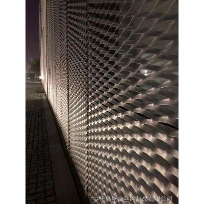 定做酒店商场办公室菱形吊顶钢丝网幕墙装饰网定做上海北京天津重庆安徽装修施工