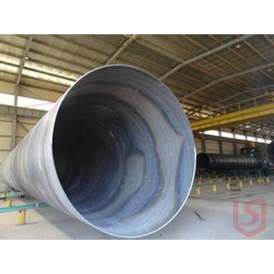 特价Q345螺旋钢管 盛仕达双面埋弧螺旋管现货价格