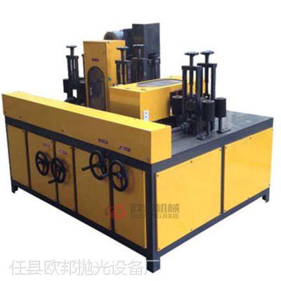 不锈钢方管专用除锈机@清平不锈钢方管专用除锈机厂家