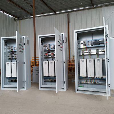 河南稳压泵控制柜厂家 变频器成套调速变频柜 高速效率