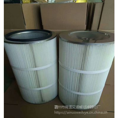 【艾诺威】厂家热销 工业除尘 粉尘 粉末回收滤芯