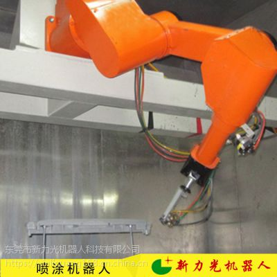 塘厦喷涂机器人_新力光机器人本体_喷涂机器人本体批发
