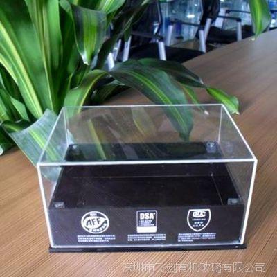 品质一流飞剑定制亚克力盒子音响盒文具盒直销有机玻璃盒