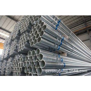 润豪钢管(图)-冷镀锌管厂家-枣庄镀锌管