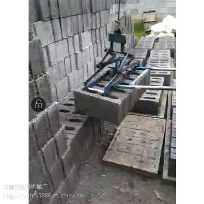 免烧砖码堆机 免烧砖抓砖机