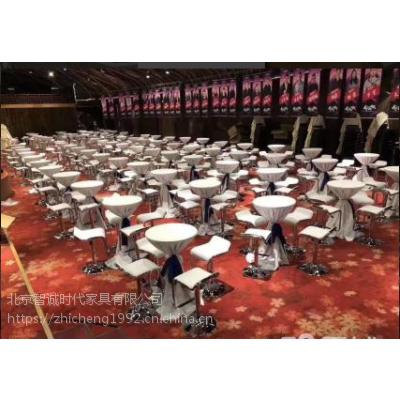 直径60厘米吧桌出租 70厘米高脚吧桌 北京家具租赁