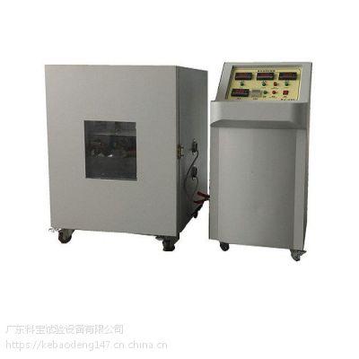 广东科宝供应专业优质高精密型电池短路试验机温控短路试验箱电池短路防爆箱温控型电池短路试验机