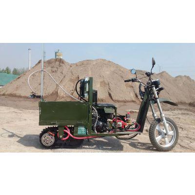 2019年中国农机博览会中国优秀军民两用履带摩托车 好项目