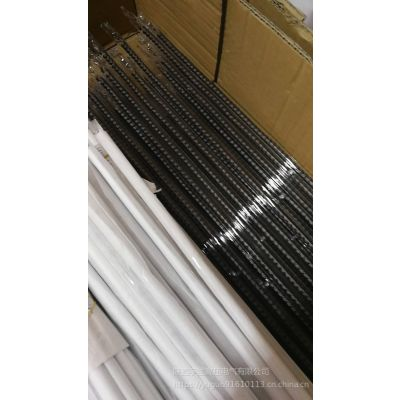 石英电加热管远红外发热管碳纤维加热干烧管烘箱取暖器电热管宇国