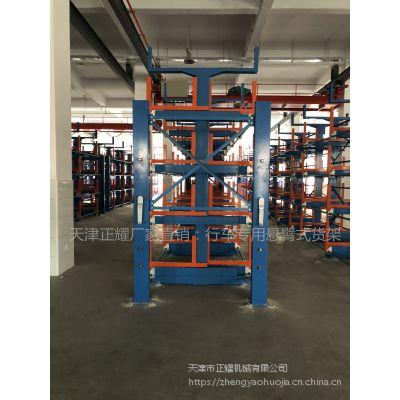 湖南伸缩悬臂货架厂家 管材货架操作原理 放棒料专用