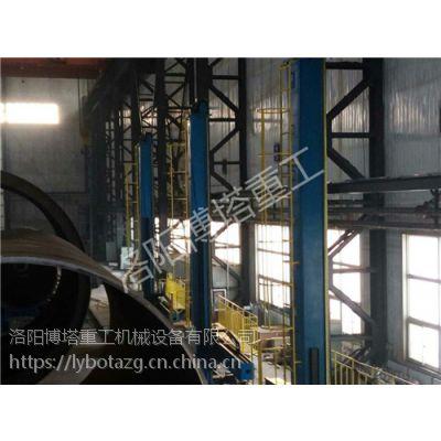 博塔管道焊接设备 法兰焊接中心 自动焊接机原理