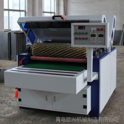 厂家全自动抛光机 木工机械木工橱柜家具打磨研磨异型打磨机设备