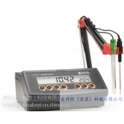 HI2211微电脑酸度pH-氧化还原ORP-温度°C测定仪库号;4532