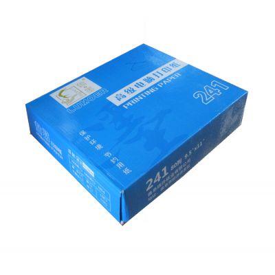 厂家供应哈尔滨241电脑打印纸1-6联订单加工 物流 淘宝打印出库单专用打印纸