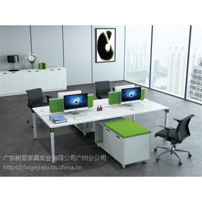 朗哥家具 办公桌 屏风卡位朗合系列-迪奥2 厂家定制