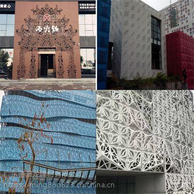 建筑装饰用雕刻铝单板的好处有那些