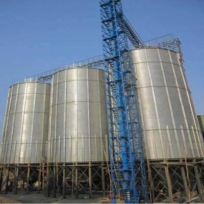 亿尚龙钢板仓厂家-赣州9万吨钢板库