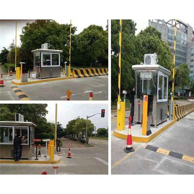浙江宁波公园、景区停车场车辆识别道闸系统、自动收费管理设备安装厂家