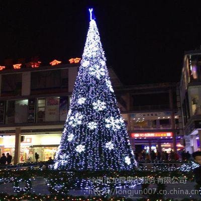 大型圣诞树工厂现货设计定制2018 新款供应大型仿真圣诞树塔型树