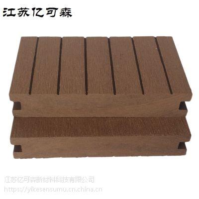 木塑地板 厂家亿可森塑木量大价低