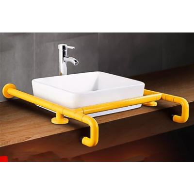 洗手盆扶手 无障碍残疾人扶手 卫生间安全抓杆厂家直供 量大优惠