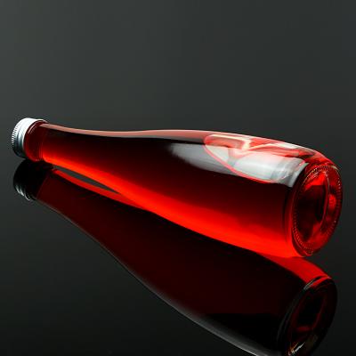 宏华玻璃泉水瓶矿泉水玻璃瓶