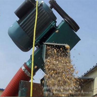 稻谷大豆输送机批发 便捷式抽粮器铭扬机械