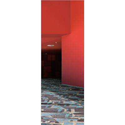 供应日本进口住江防火防污尼龙方块地毯 6214-RED