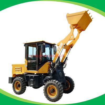 清远供应山正重工农场专用四驱910小型铲车,25马力小型装载机